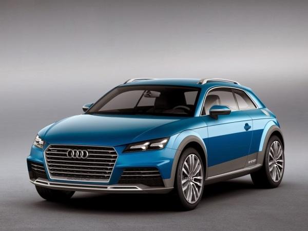 Audi All-road Shooting Brake Plug-in Hybrid Concept