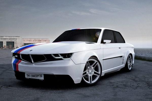 BMW E30 TM Concept