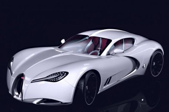 Bugatti Gangloff Supercar Concept