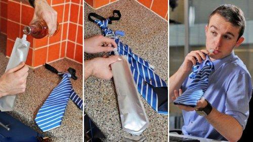 Flast Tie