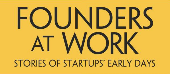 founders at work 20 Books Every Aspiring Entrepreneur Needs To Read