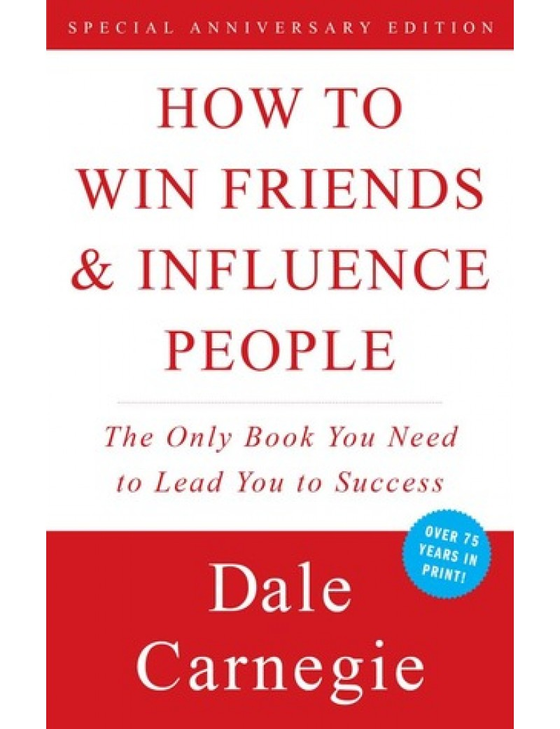 how to win friends influence people 20 Books Every Aspiring Entrepreneur Needs To Read
