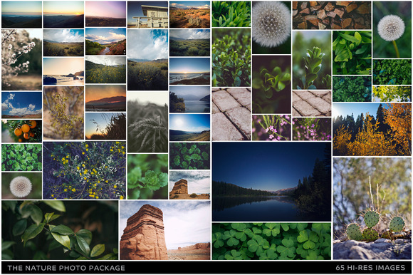 naturepack screenshot box f1 15 Gigantic Image Packs for Bloggers