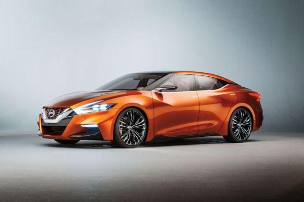Nissan Maxima Sport Sedan Concept