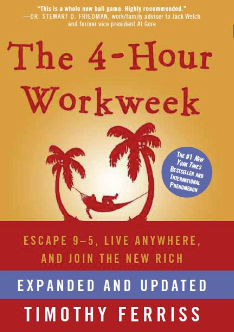 the 4 hour workweek 20 Books Every Aspiring Entrepreneur Needs To Read