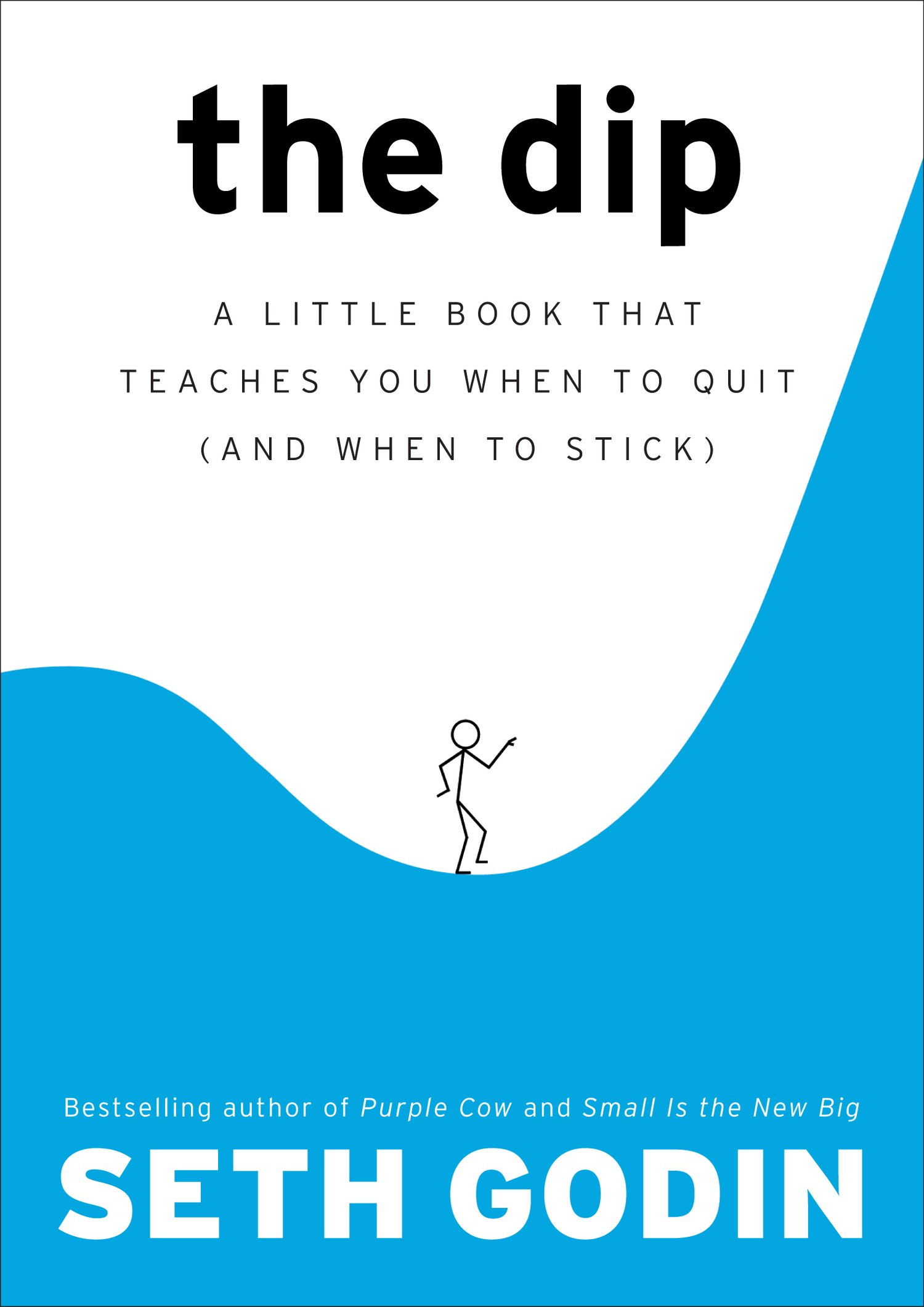 the dip 20 Books Every Aspiring Entrepreneur Needs To Read
