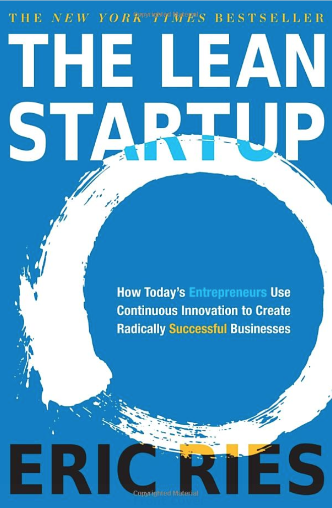 the lean startuo 20 Books Every Aspiring Entrepreneur Needs To Read