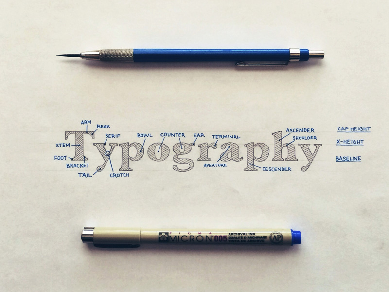 typography 600 8001 Astonishing Hand Lettering by Sean McCabe
