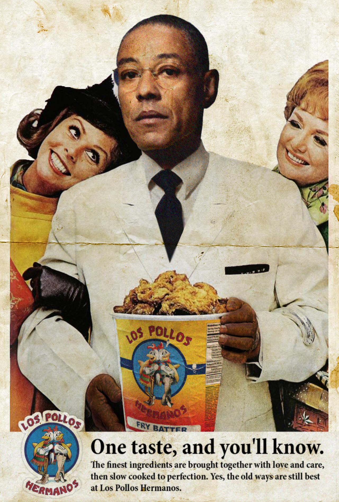 Vintage Ads by David Redon (13)