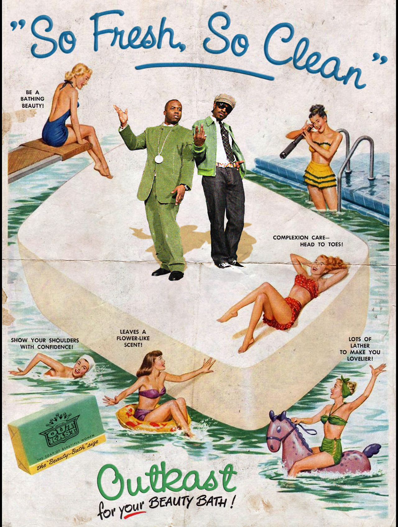 Vintage Ads by David Redon (15)