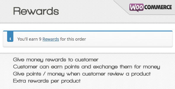 Loyalty Rewards for WooCommerce