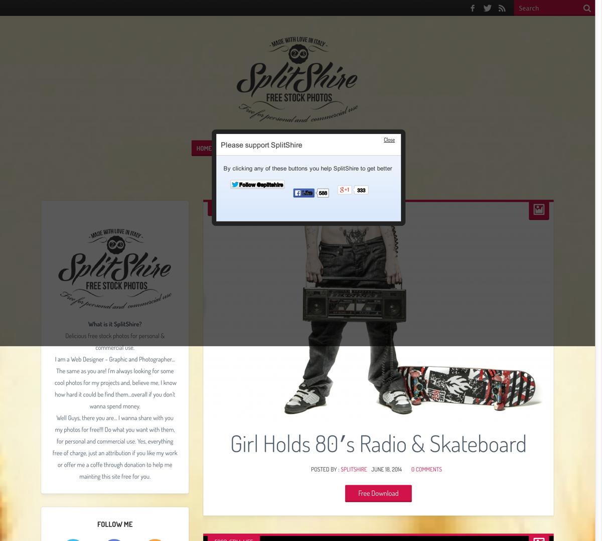 20140621 25 Free Stock Photo Websites