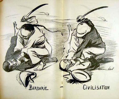 Barbarism vs. Civilization