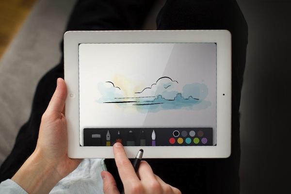 Paper App For iPad