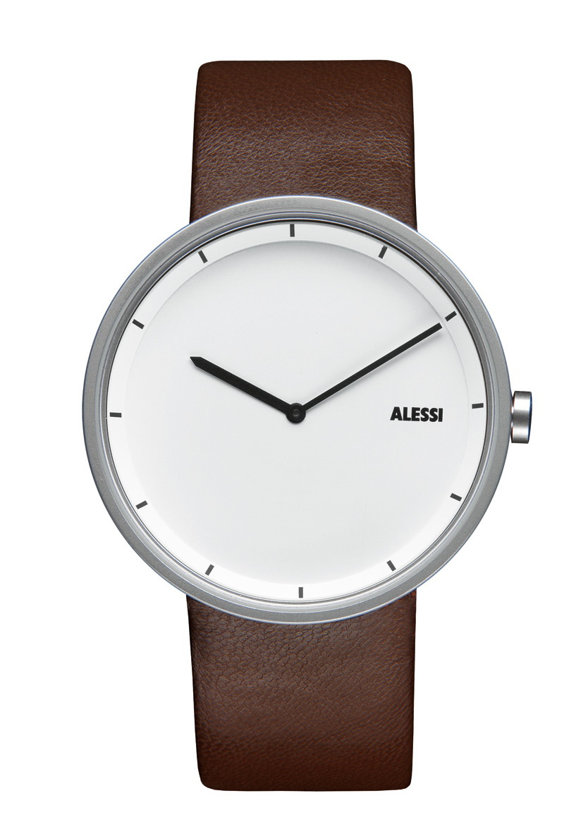 simplicity is beauty 15 beautiful watches for mini sts alessi men s al13001 this watch features a very basic