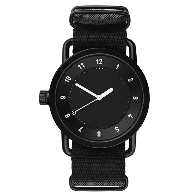 Black No.1 Military WristwatchBlack No.1 Military Wristwatch