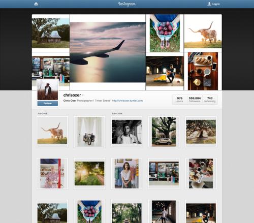 chrisozer on Instagram (20140702)