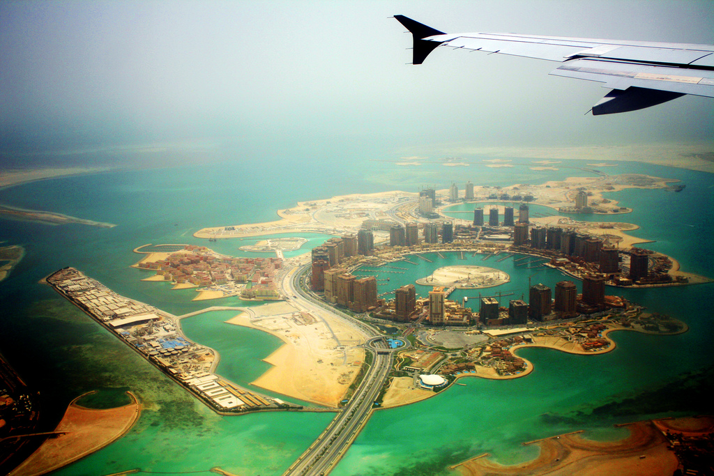 Doha, Qatar by Charlie Gilbert