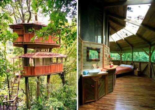 Finca Bellavista Sustainable Treehouse
