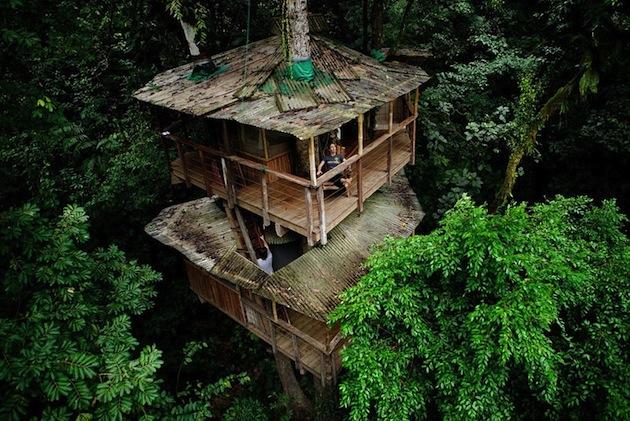 Finca Bellavista Sustainable Treehouse4
