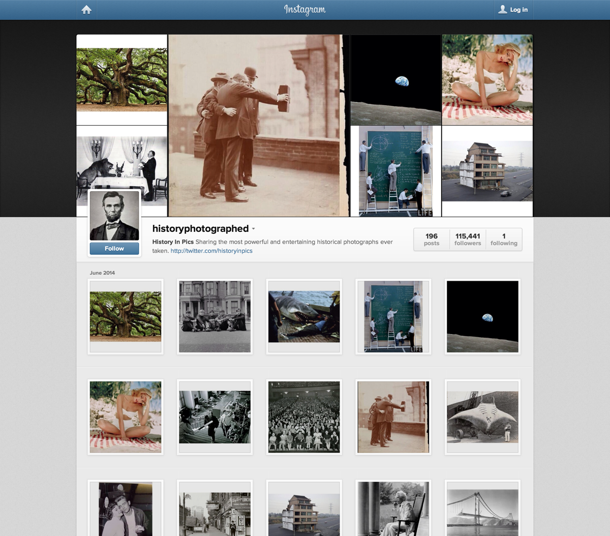 historyphotographed on Instagram (20140702)