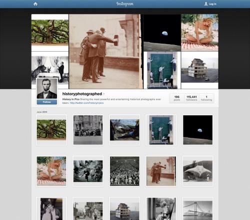 historyphotographed on Instagram (20140702)