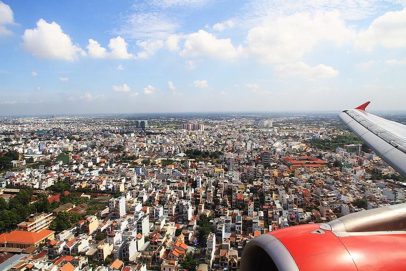Ho Chi Minh, Vietnam by Passenger32A