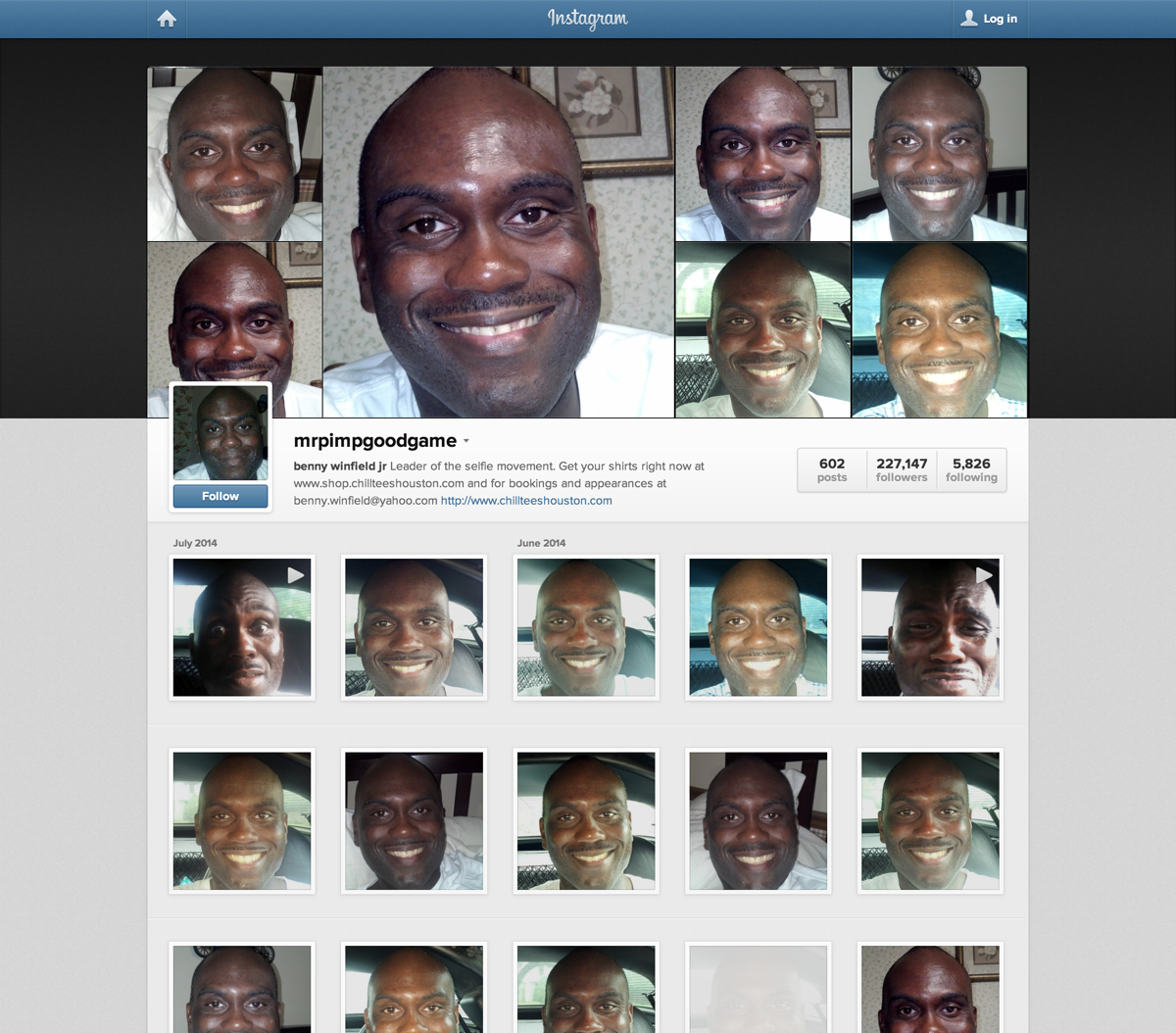 mrpimpgoodgame on Instagram (20140703)