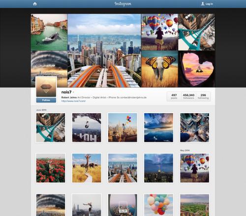 nois7 on Instagram (20140702)