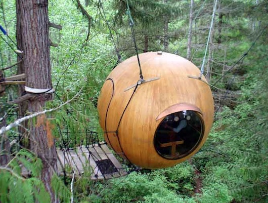 Sphere Tree House5