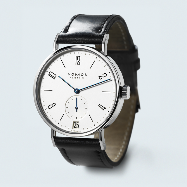 Tangomat Datum Watch by NOMOS Glashutte