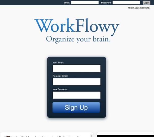 WorkFlowy - Organize your brain. (20140722)