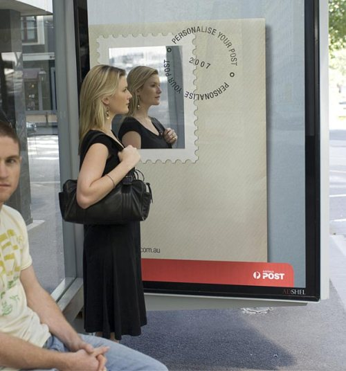 Australia Post- Personalize Your Post