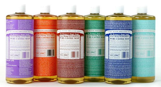 Bronner's Magic Soap