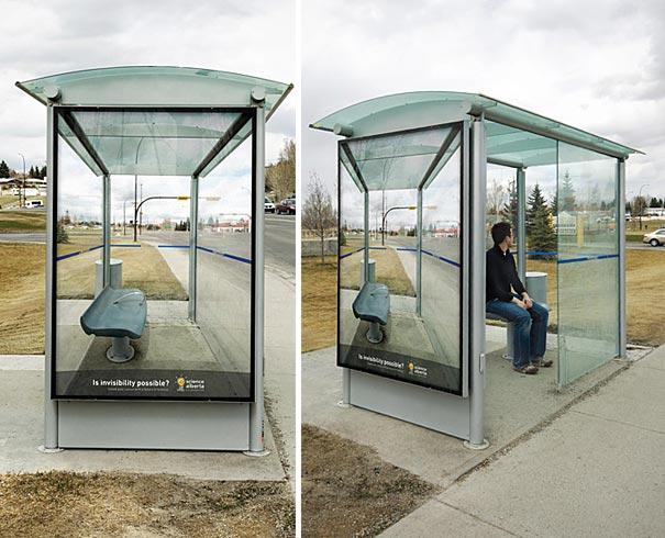 Science Alberta- Invisibility