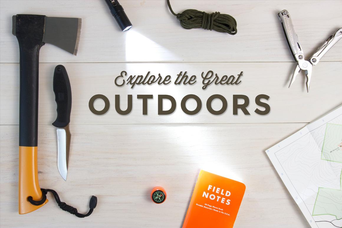 20 Outdoor Hero Header Images