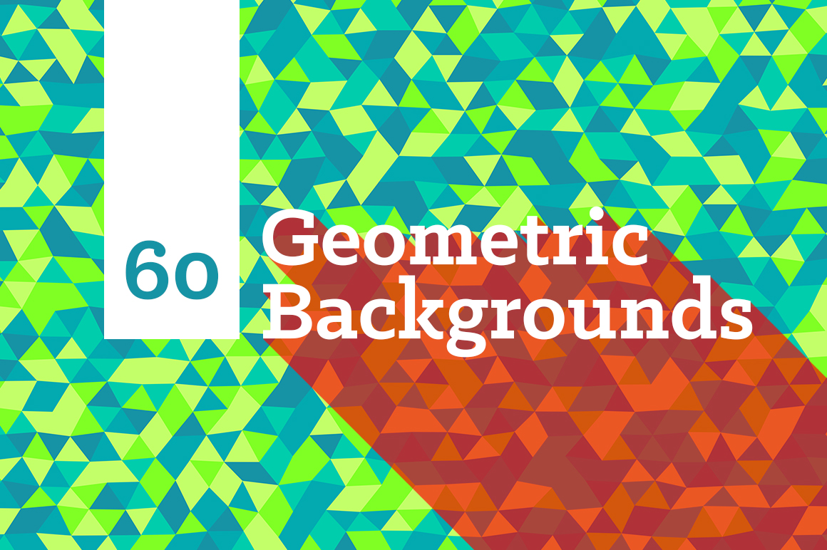 60-Geometric-Backgrounds