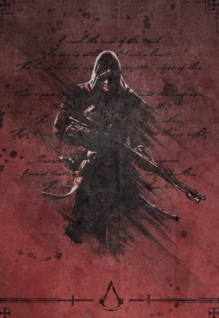Assassin's Creed Rogue Poster by Colin Morella