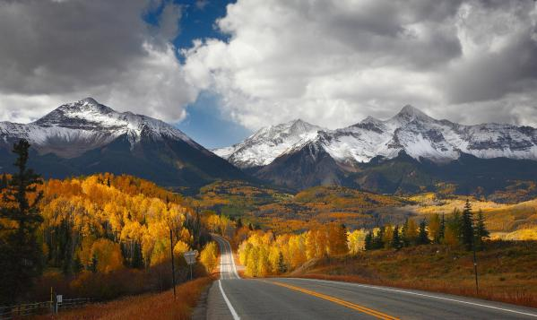 Autumn in Colorado by Donald Luo