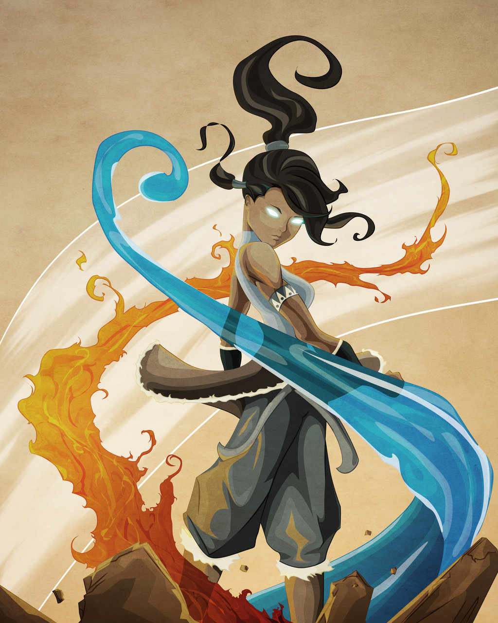 Avatar Fan Art by WeaponXIX