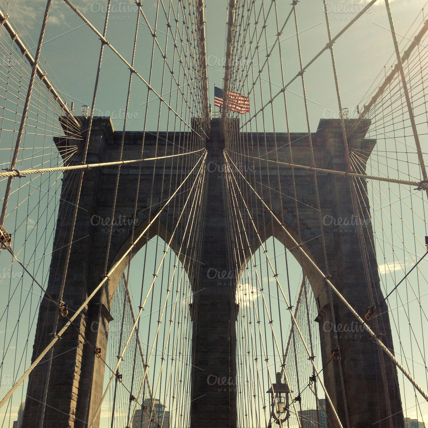 Brooklyn Bridge by Phil Coffman