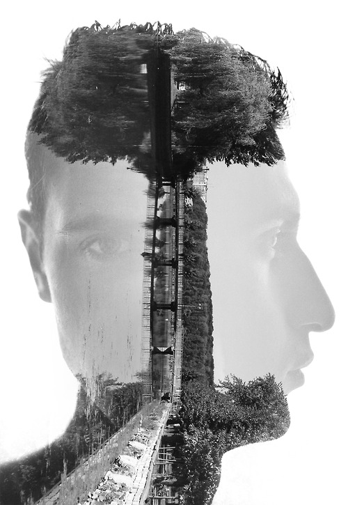 db2 35 Incredible Examples of Double Exposure Photography