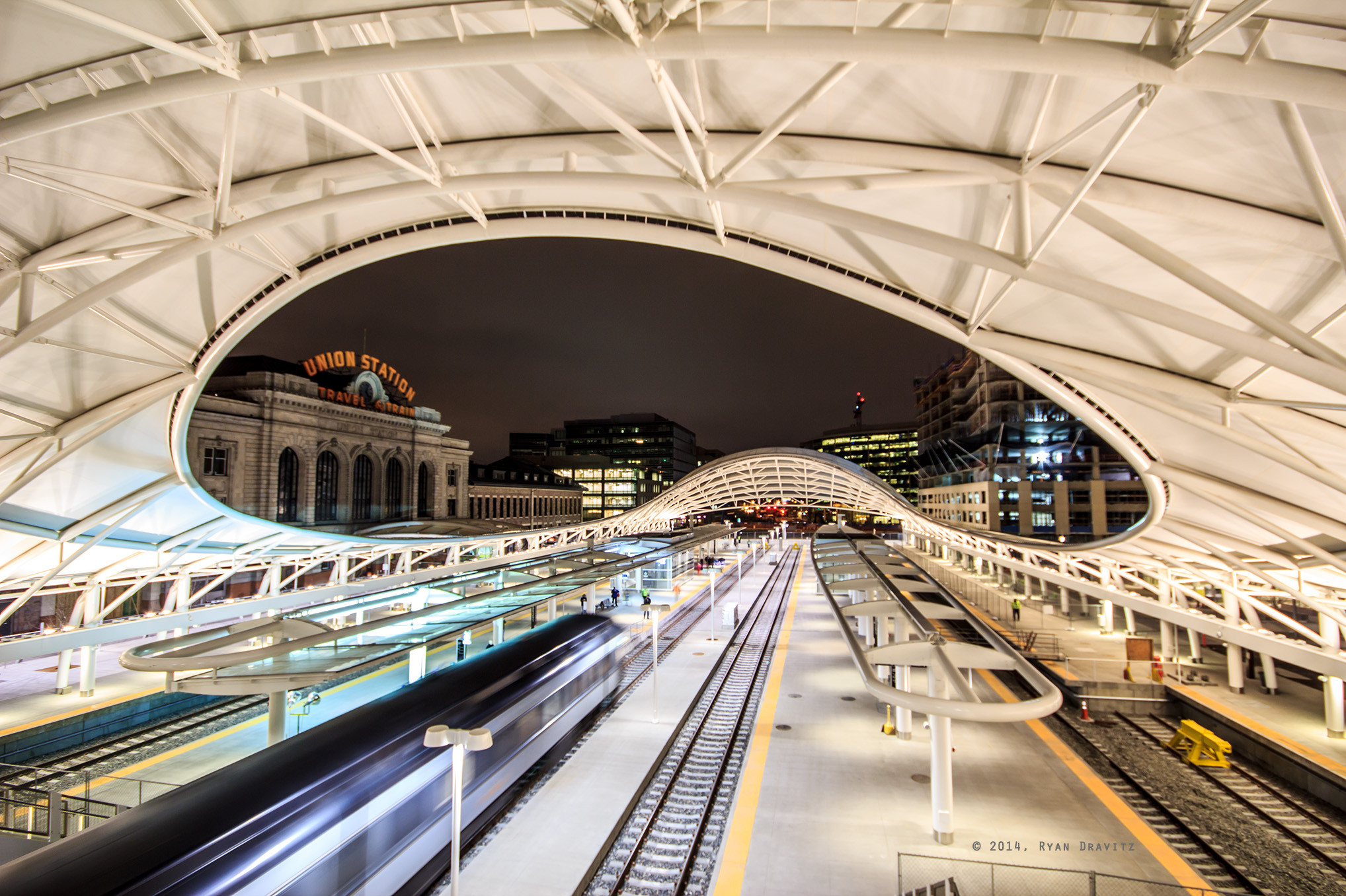 Denver Union Station by Ryan Dravitz