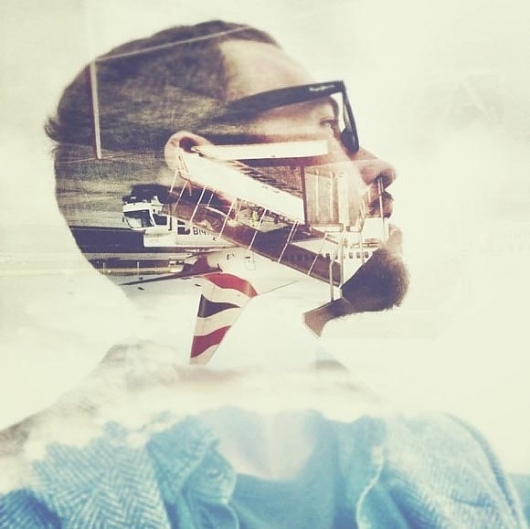 instagrams by ligthelm 35 Incredible Examples of Double Exposure Photography