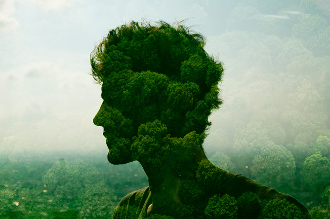 jasper james 35 Incredible Examples of Double Exposure Photography