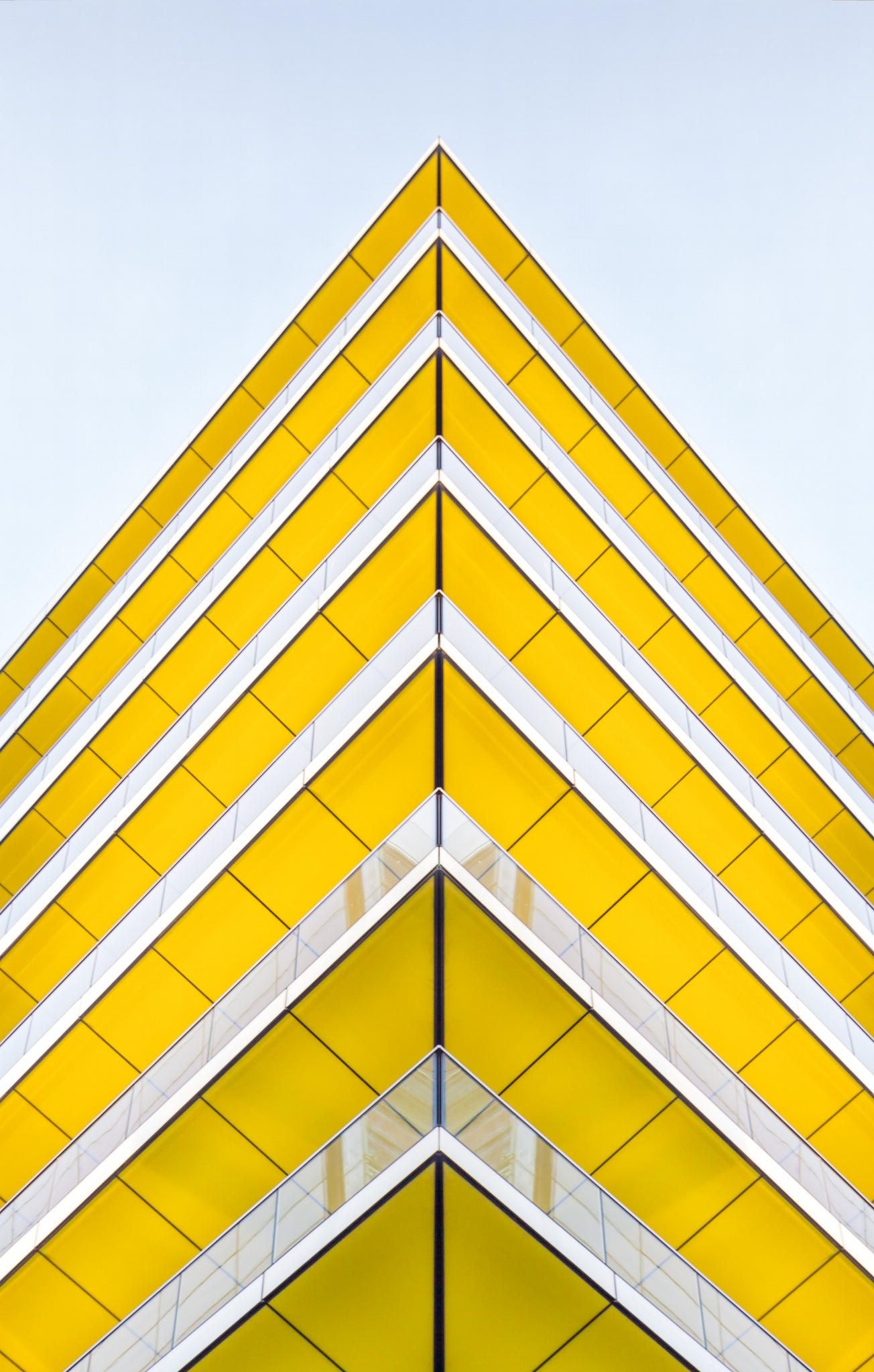London architecture by David Higgins