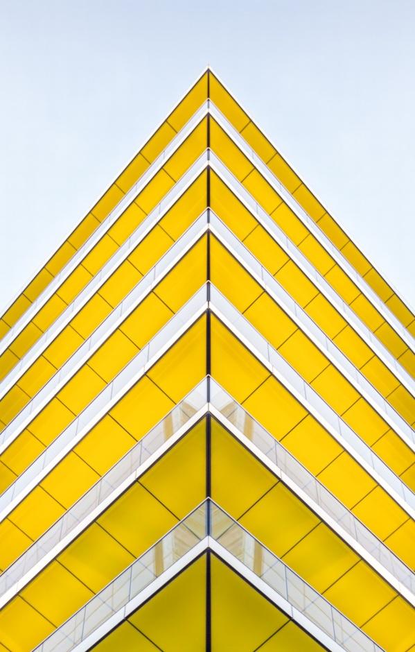 London architecture by David Higgins