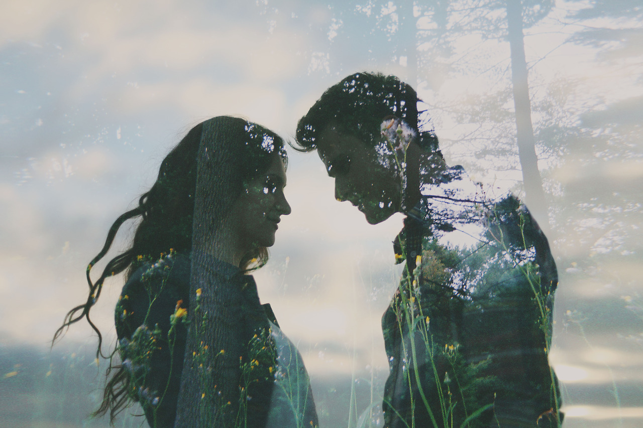 nature 35 Incredible Examples of Double Exposure Photography