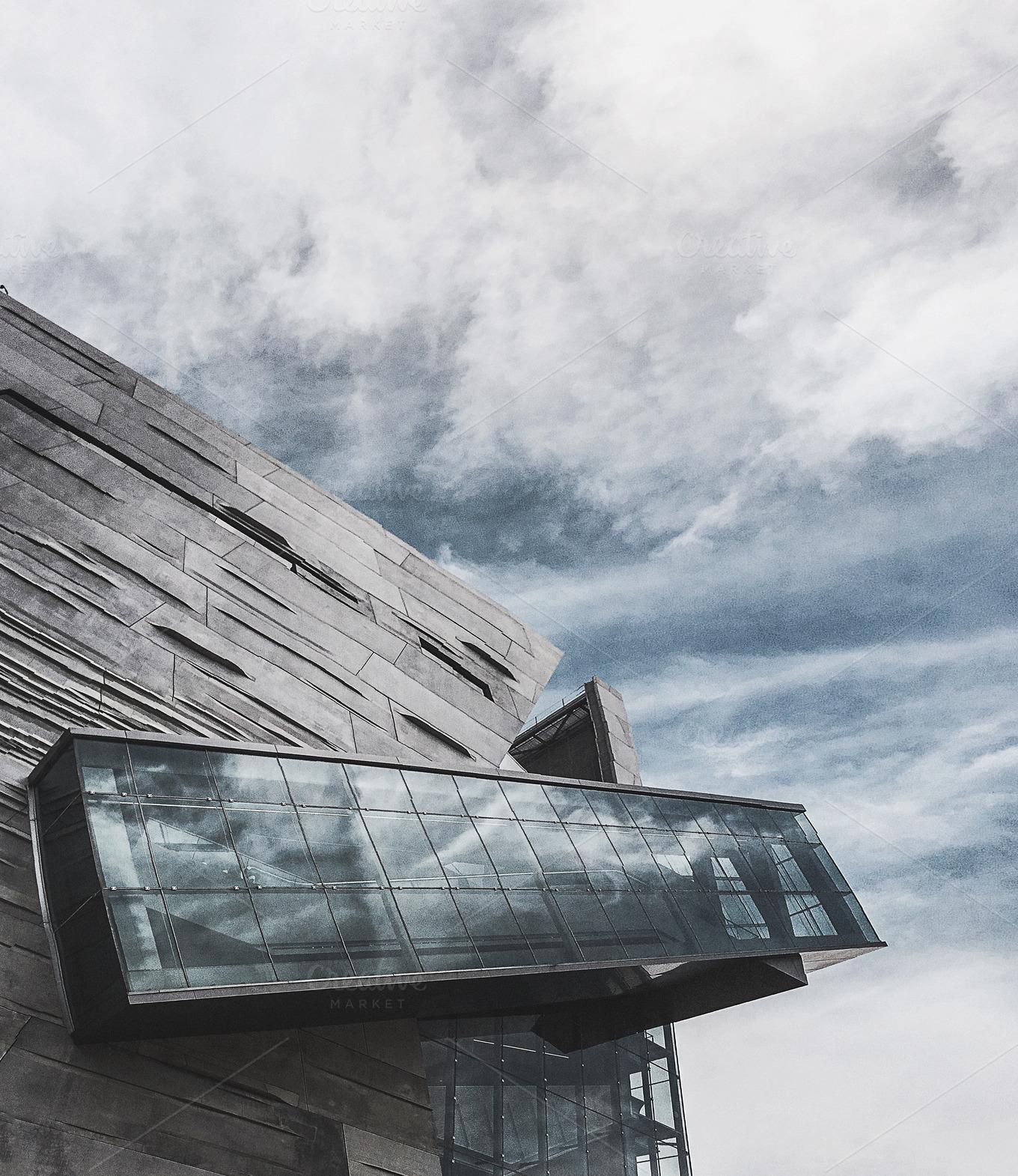 Perot Museum in Dallas, TX