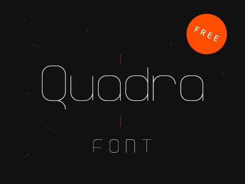 Quadra Type by Eduardo Higareda